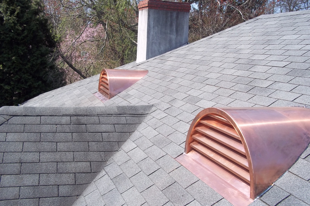 Dietz copper ventilation